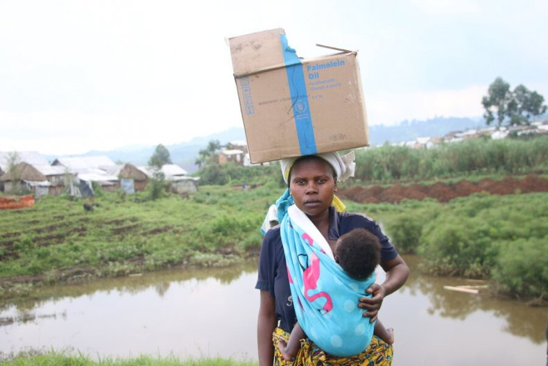 People in the DRC