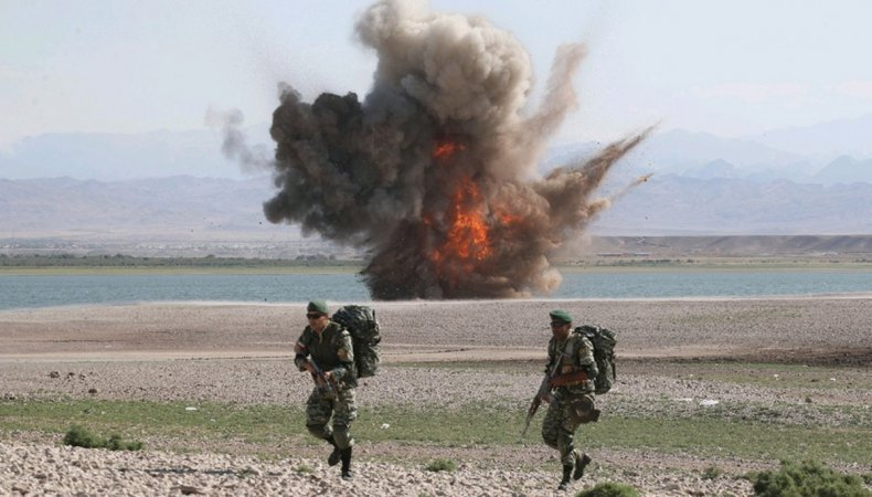 Iran, Khaybar, Conquerors, exercise, border, Azerbaijan