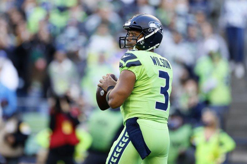Seattle Seahawks quarterback Wilson
