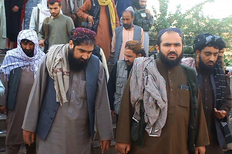Taliban Assures Shiite Safety
