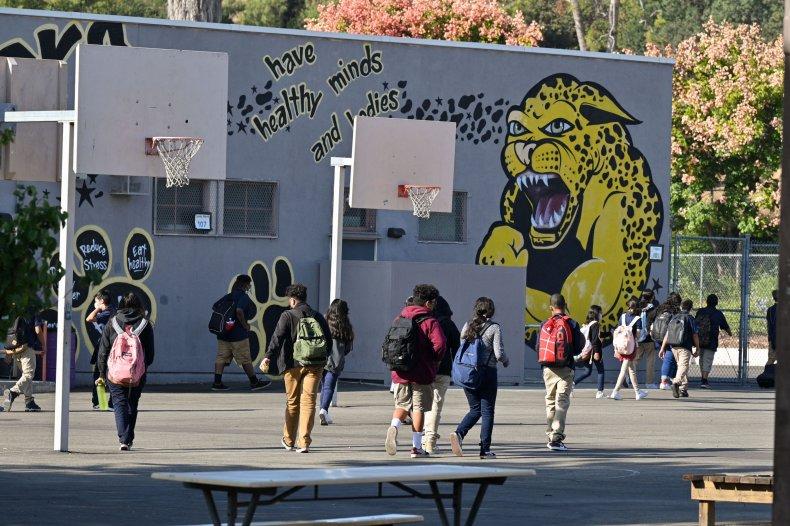 L.A. public school