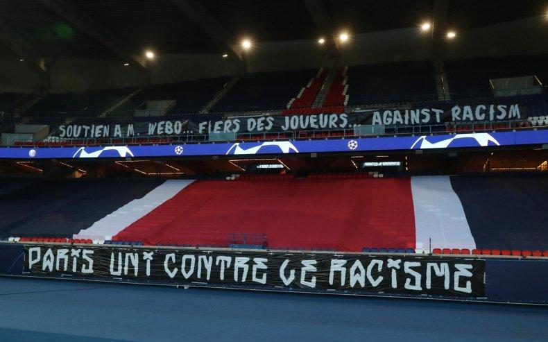 Racism France