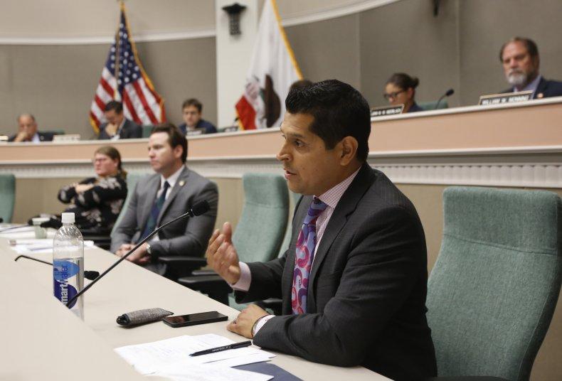 Assemblyman Miguel Santiago