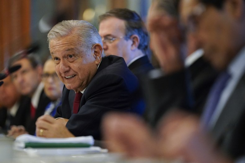 U.S. and Mexico Outline New Security Measures