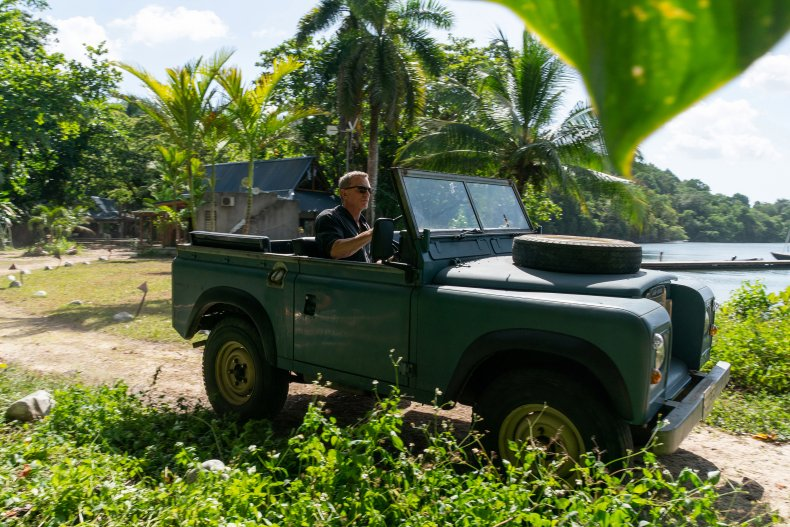 Land Rover Classic No Time to Die
