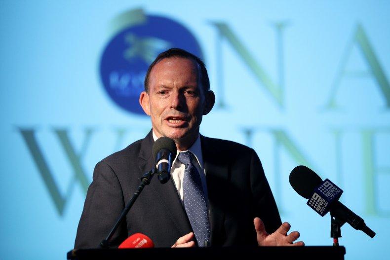 China slams former Australian prime minister's remarks