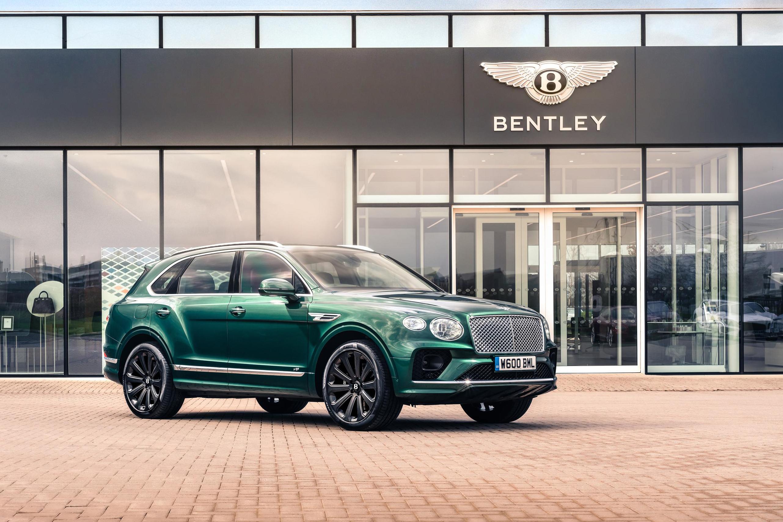 Bentley Bentayga dealership