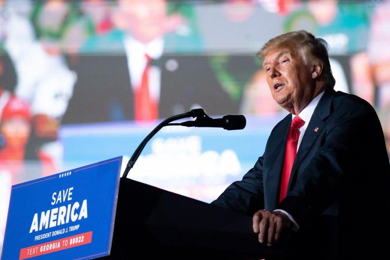 C-SPAN trump 2024 Iowa president rally Republicans