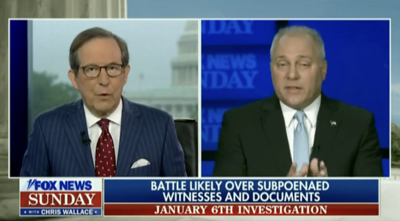 Chris Wallace and Steve Scalise