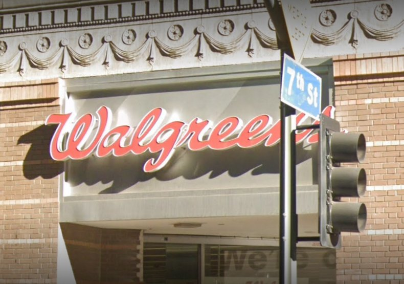 A Walgreens pharmacy in Los Angeles.