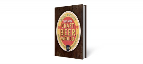 CUL Map Craft Beer BOOK JACKET
