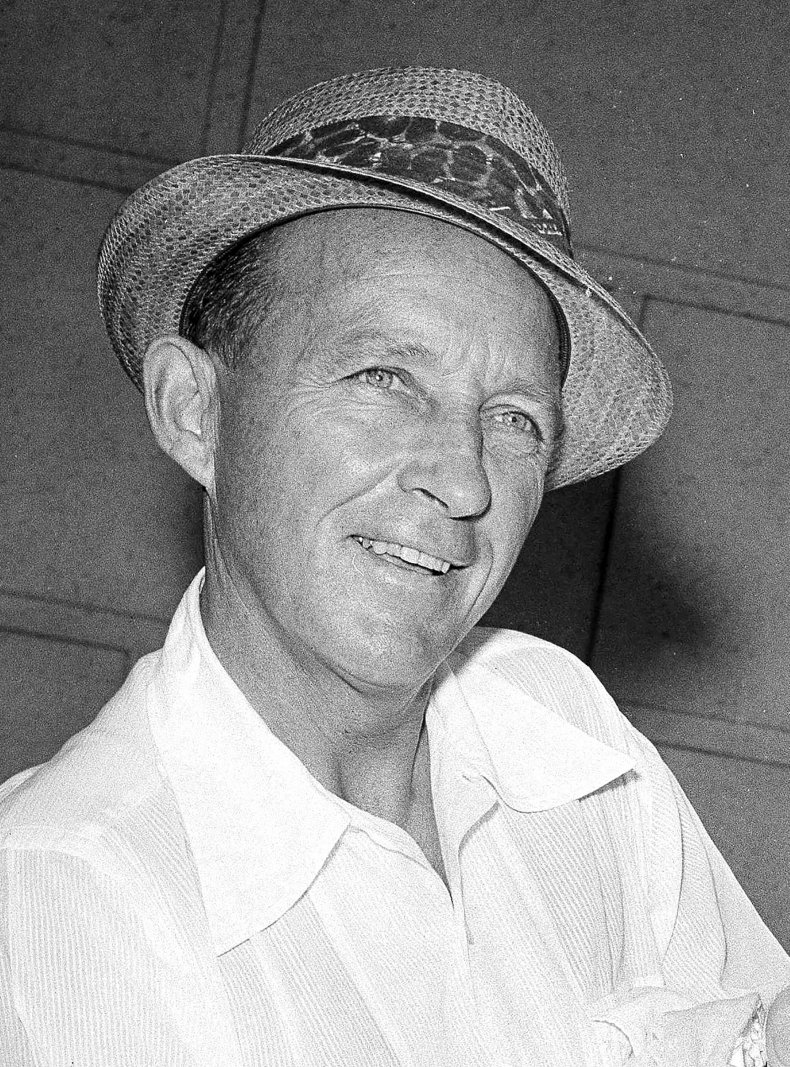 Bing Crosby is more than 'White Christmas'