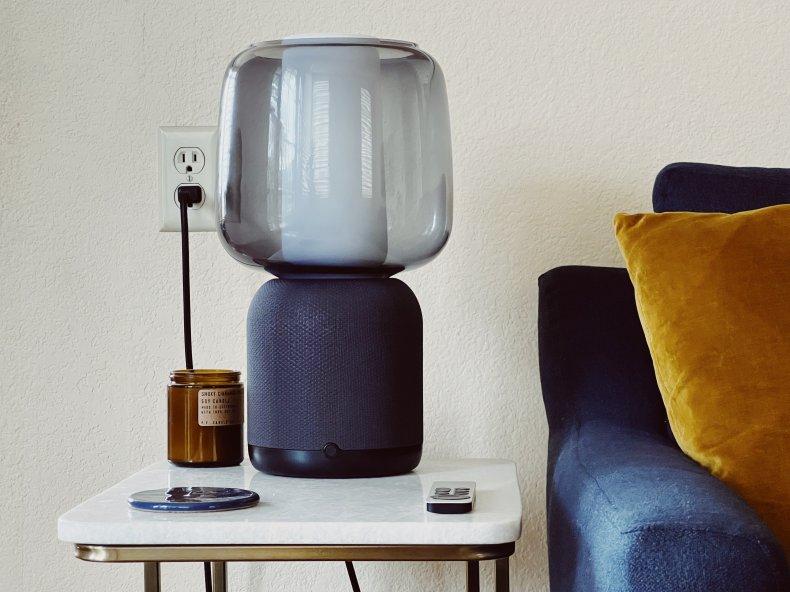 Symfonisk Table Lamp Speaker