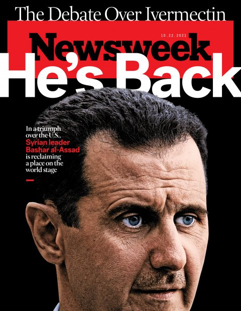 FE Cover Bashar al-Assad COVER