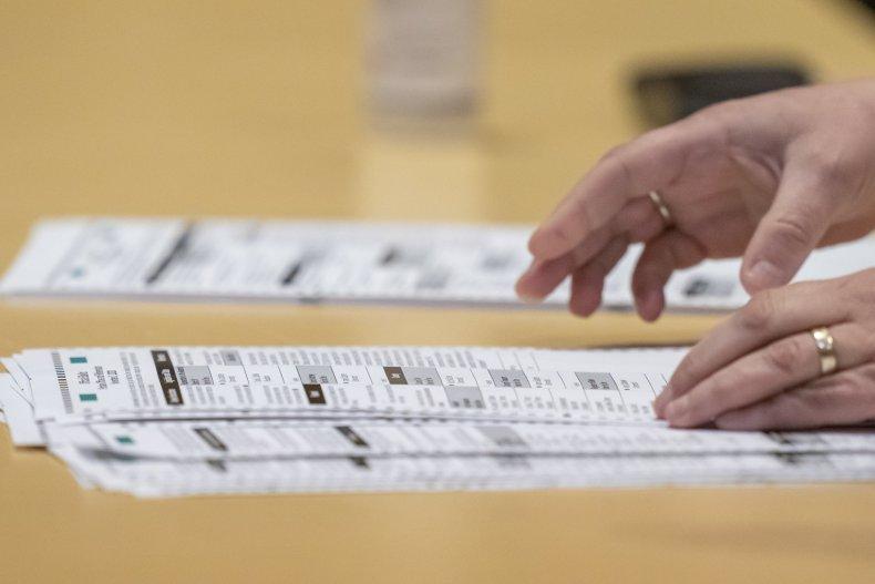 Wisconsin ballots