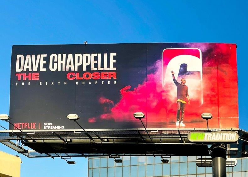 The Closer Billboard