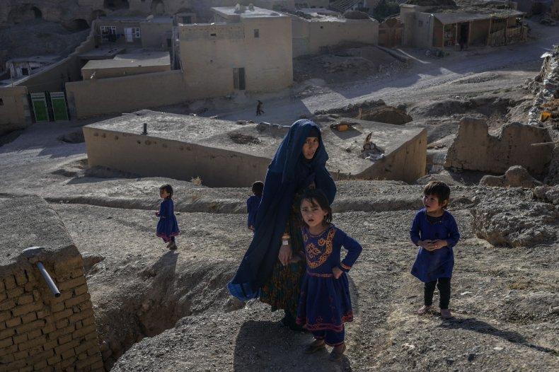 Hazaras Women