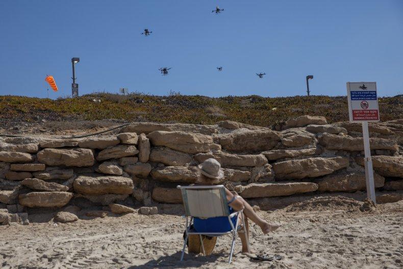 Israel Drone Initiative