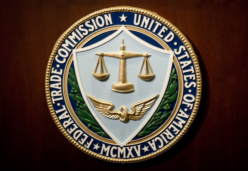 The US Federal Trade Commission seal is