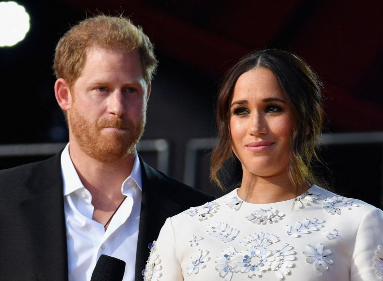Harry and Meghan Markle Promote Vaccine Equity