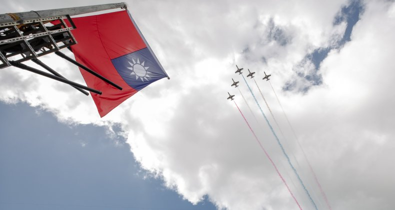 Taiwan Citizens Calm As China Tensions Spike