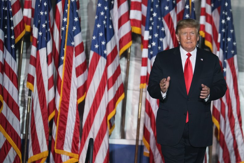 Donald Trump Holds Rally At Iowa State