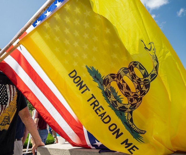 Gadsden flag southwest