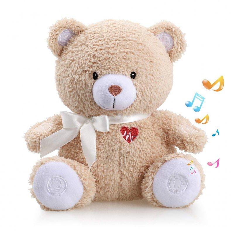 Berest Honey Bear Baby Sleep Soother