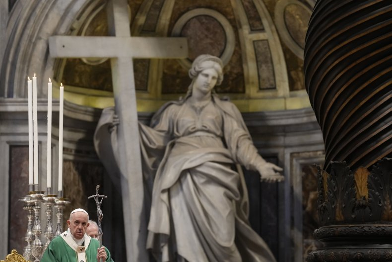 Court refuses to Prosecute Vatican