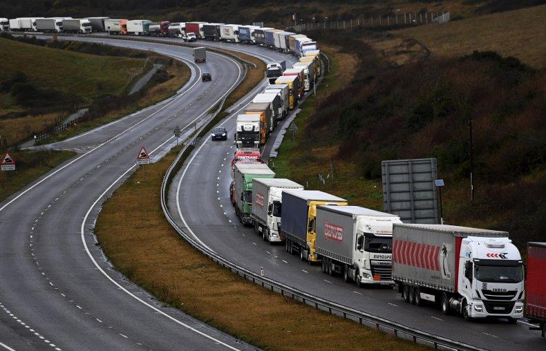 Britain reports mass worker shortage