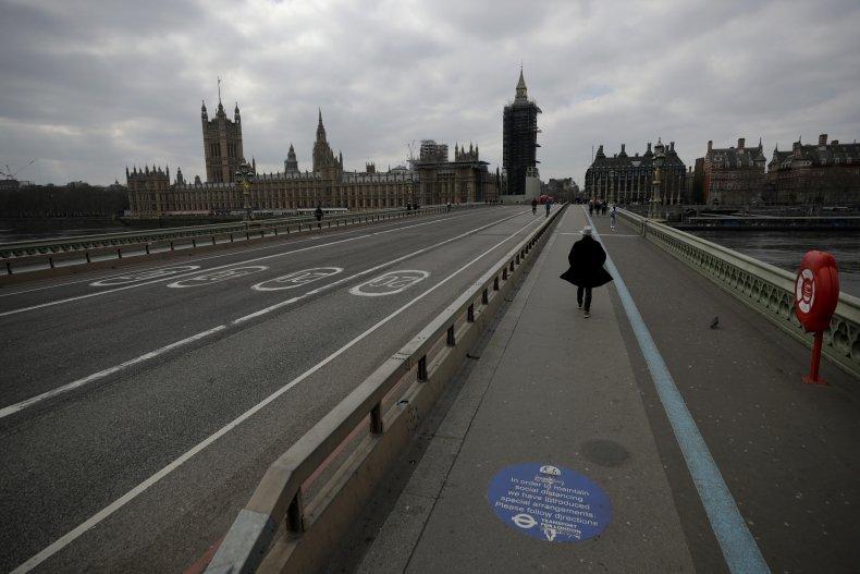 Britain COVID Response