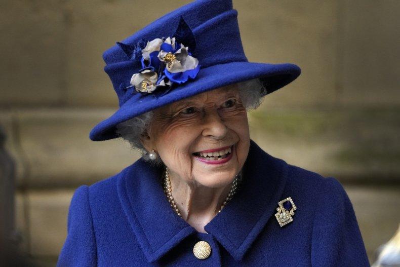 Queen at Royal British Legion Centenary