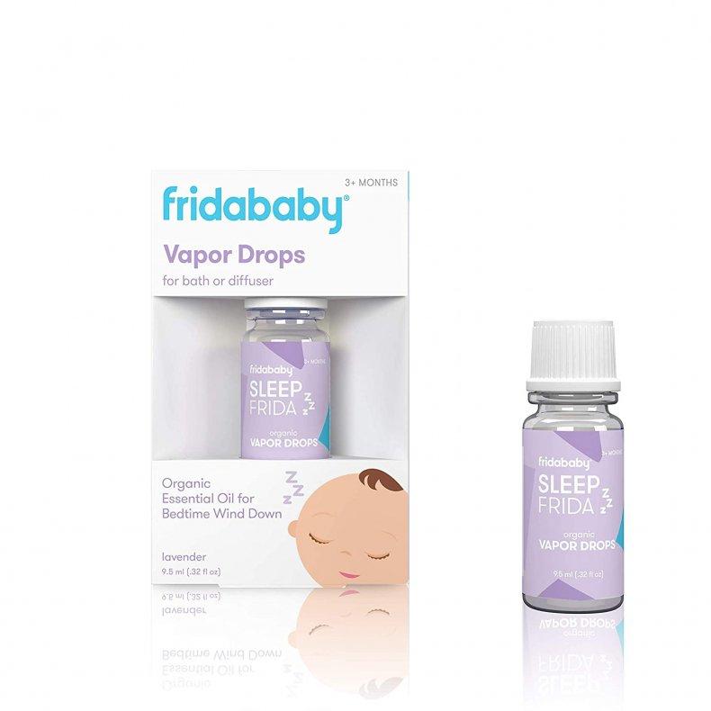 FridaBaby Natural Sleep Vapor Bath Drops