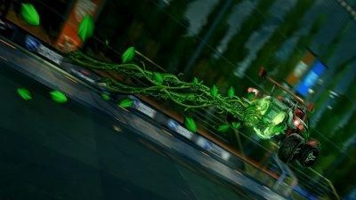 Rocket League Poison Ivy Boost