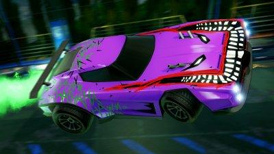 Rocket League Joker Skin
