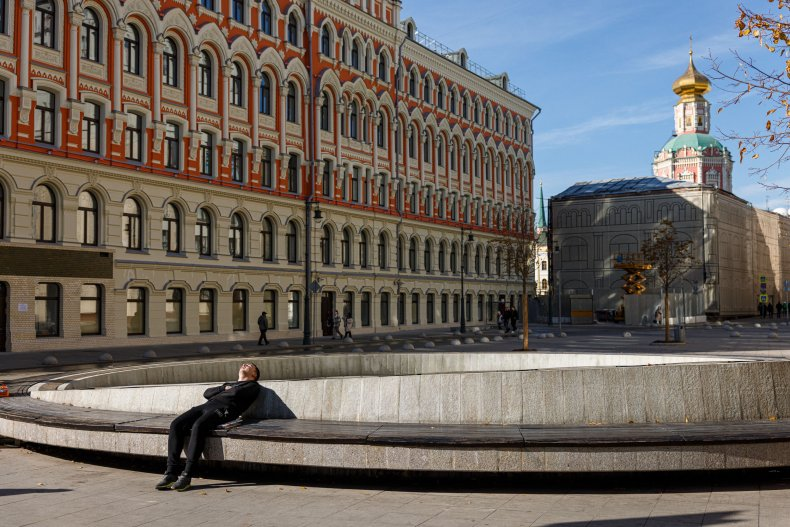 Moscow COVID-19