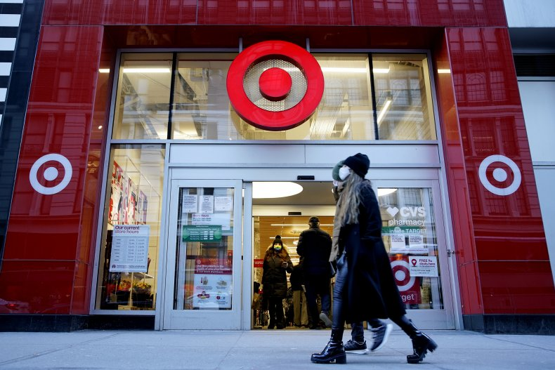 A Target store in New York.