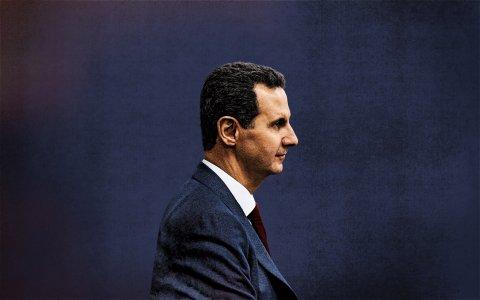 FE Bashar al-Assad BANNER
