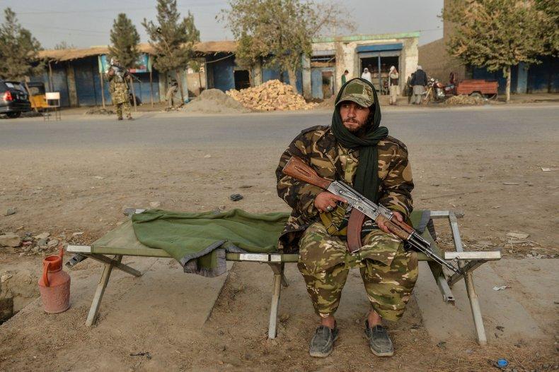 Taliban, fighter, Kunduz, Afghanistan