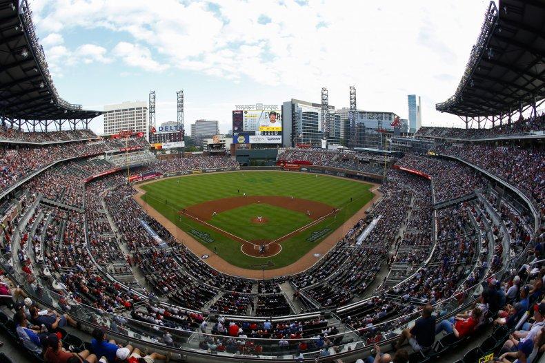 Truist Park Atlanta Braves