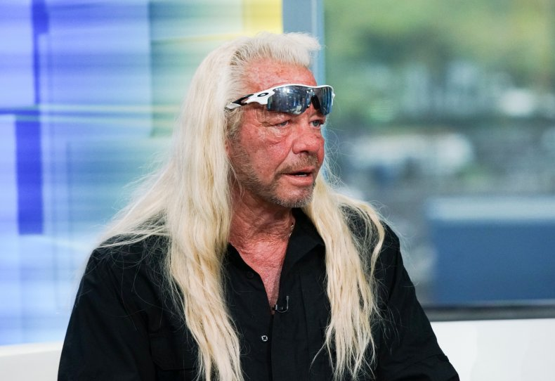 Dog the Bounty Hunter Brian Laundrie Search
