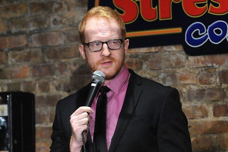 Comedian and YouTuber Steve Hofstetter