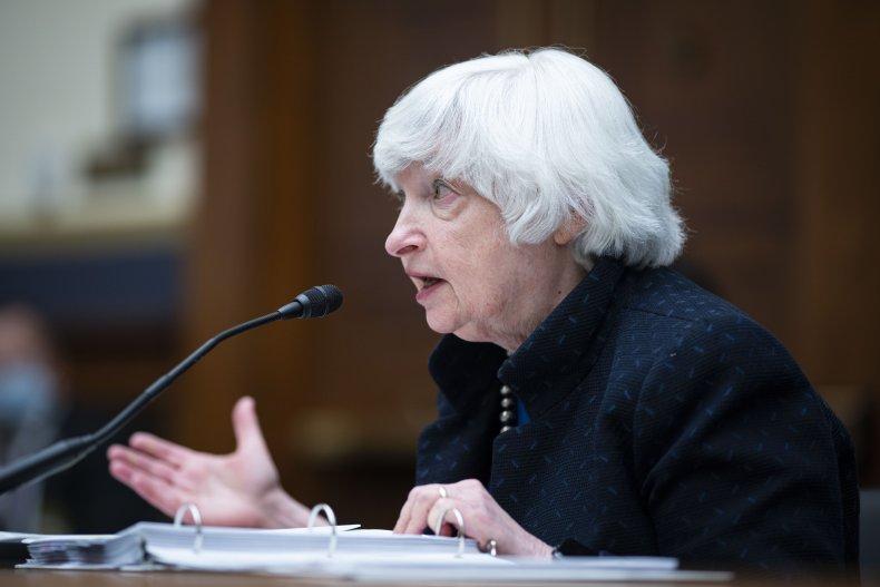 Janet Yellen, Treasury Secretary
