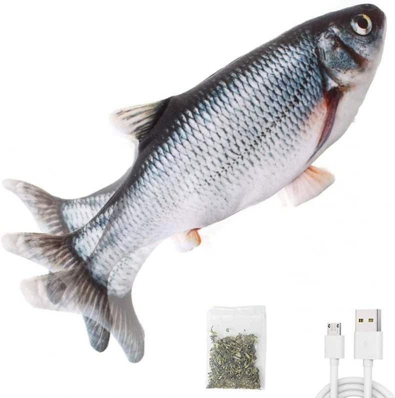 Potaroma Electric Flopping Fish