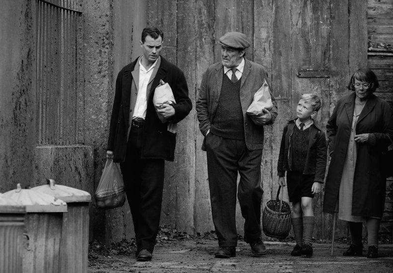 Belfast Kenneth Branagh movie