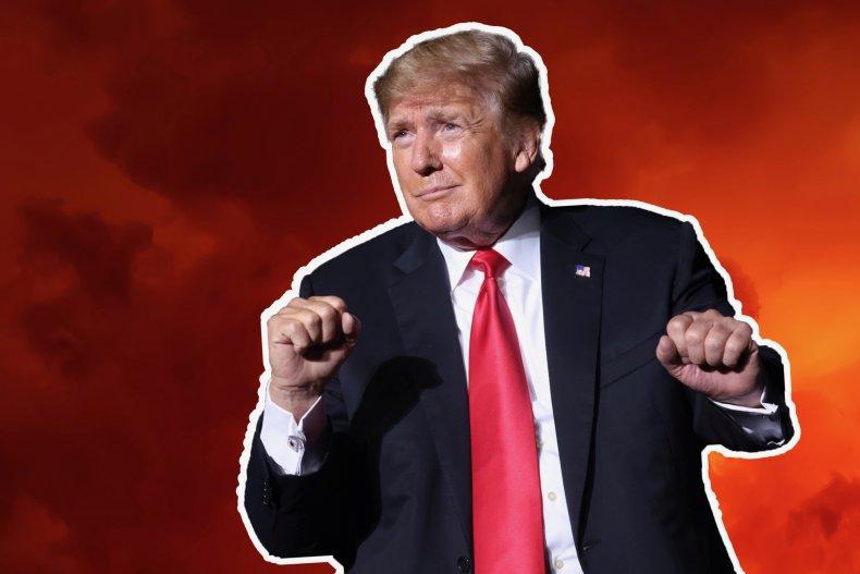 Donald Trump May Make a Presidential Comeback