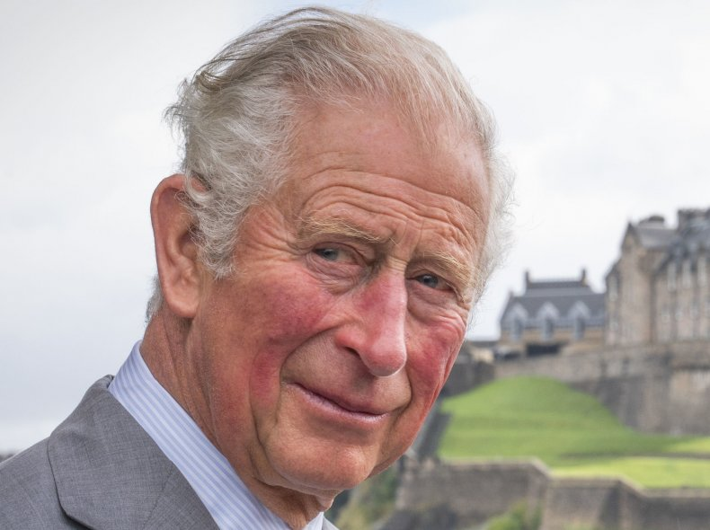 Prince Charles Opens Johnnie Walker Experience