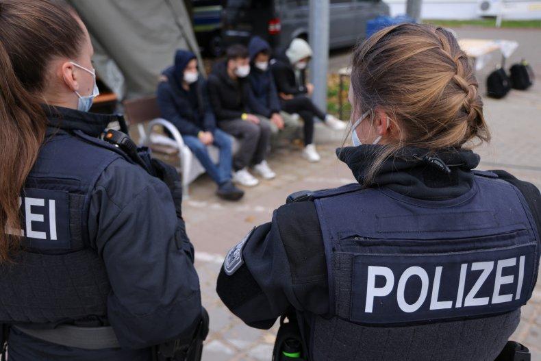 Germany Poland Migrations