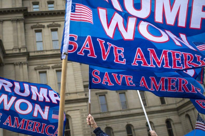 Trump: Michigan Rally, 2020 Audit
