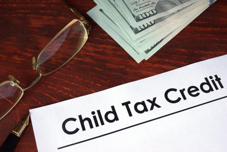 Child tax credit image